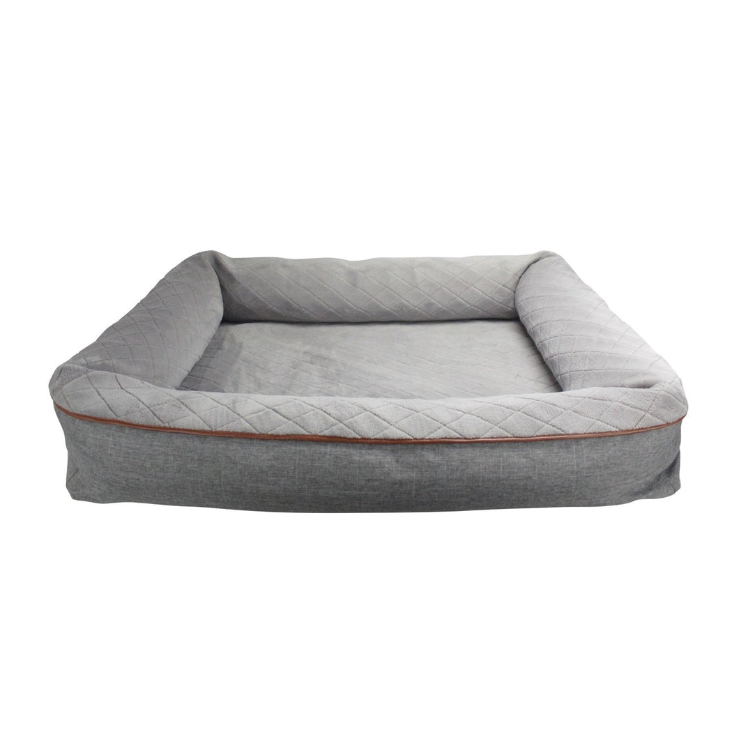 Be One Breed Snuggle Dog Bed - Memory Foam
