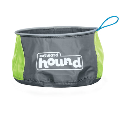 Outward Hound Port A Bowl Collapsible Dog Travel Bowl