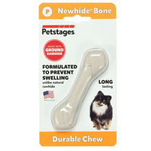 Load image into Gallery viewer, Petstages NewHide Rawhide Replacement Chew Petite