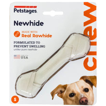 Load image into Gallery viewer, Petstages NewHide Rawhide Replacement Chew Small
