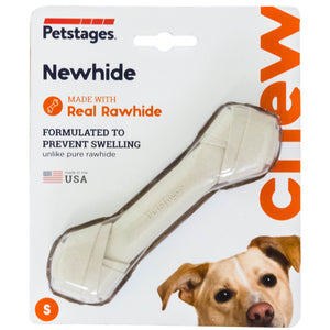 Petstages NewHide Rawhide Replacement Chew Small