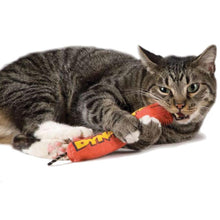 Load image into Gallery viewer, Petstages Green Magic Dynamite Catnip Filled Cat Toy