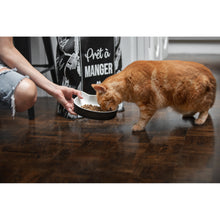 Load image into Gallery viewer, BeOneBreed Porcelain Bowl for Cats - 250ml / 8oz