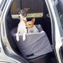 Load image into Gallery viewer, K&H Bucket Booster®™ Pet Car Seat Grey