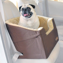 Load image into Gallery viewer, K&H Bucket Booster®™ Pet Car Seat Tan