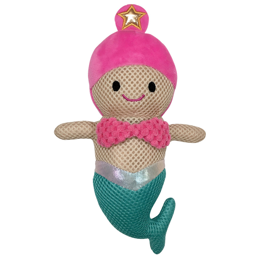 FouFit Under The Sea Spiker 2-in-1 Toy Mermaid va1
