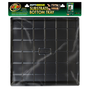 ReptiBreeze® Substrate Bottom Tray - Large