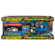 Load image into Gallery viewer, ReptiHabitat Aquatic Turtle Starter Kit - 20 Gallon