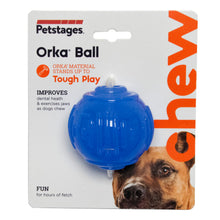 Load image into Gallery viewer, Petstages Orka Tennis Ball