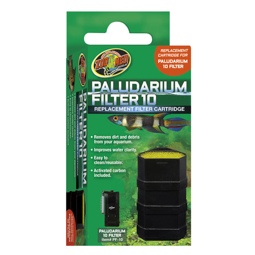 Zoo Med Paludarium Filter Cartridge Small