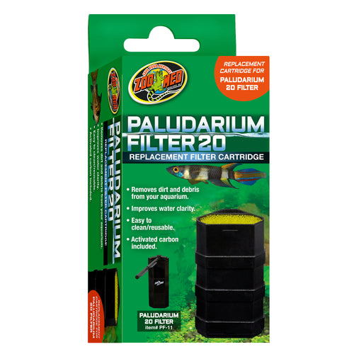 Zoo Med Paludarium Filter Cartridge Large