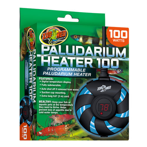 Zoo Med Programmable Paludarium Heater - 100 Watts / 30 Gallons
