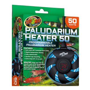 Zoo Med Programmable Paludarium Heater - 50 Watts / 15 Gallons