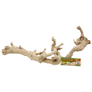 Zoo Med Premium Sand-Blasted Grapevine - X Large (Show Size)
