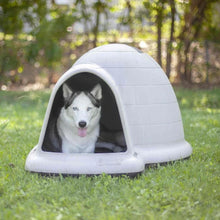 Load image into Gallery viewer, Petmate Indigo Outdoor Dog House