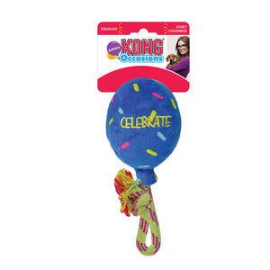 kong occasions birthday balloon blue