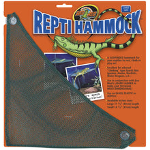 Load image into Gallery viewer, Repti Hammock™ Mesh Hammock - Large