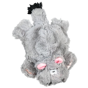 Spunky Pup Furry Friends Dog Toy Elephant