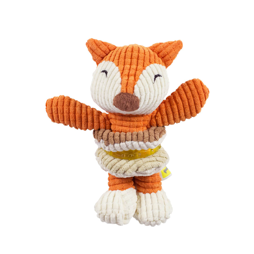Be One Breed Baby Fox Puppy Plush Toy va0