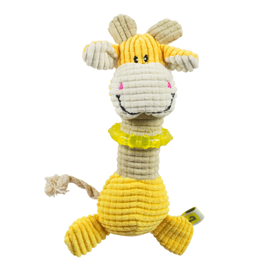 Be One Breed Baby Giraffe Puppy Plush Toy va0