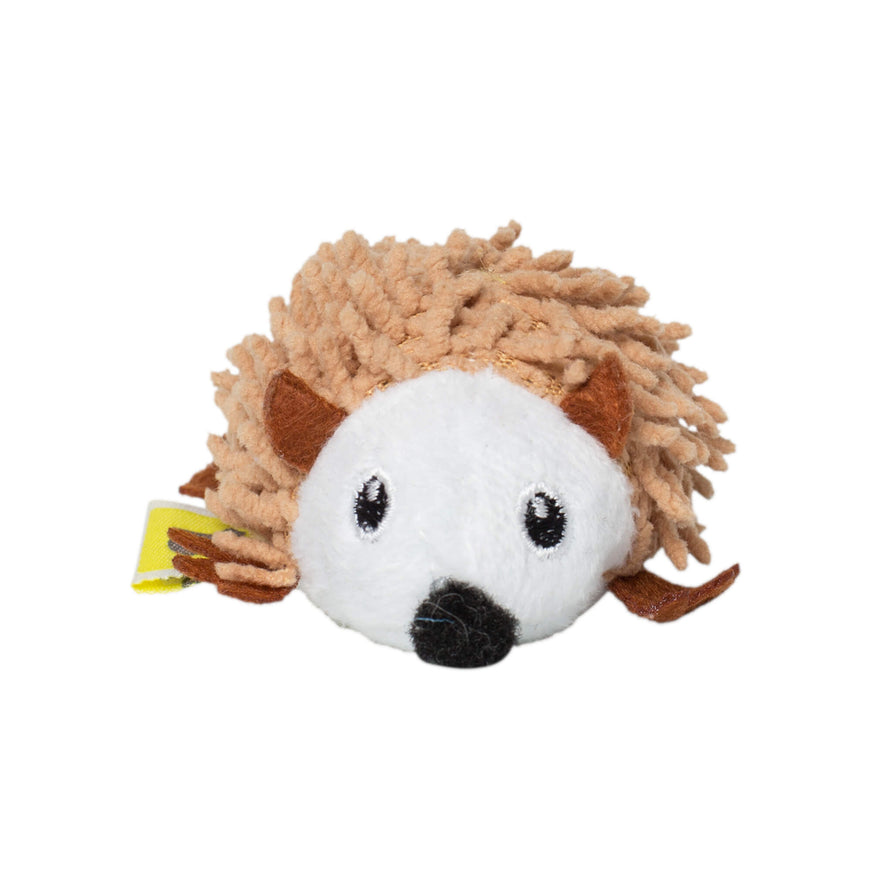 Be One Breed Porcupine Shaped Cat Plush Toy va0