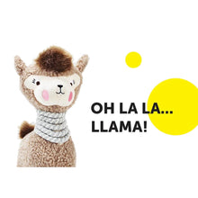 Load image into Gallery viewer, Be One Breed Lola The Llama Dog Plush Toy va0