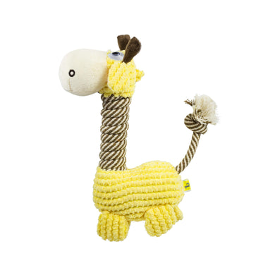 Be One Breed Lucy The Giraffe Dog Plush Toy va0