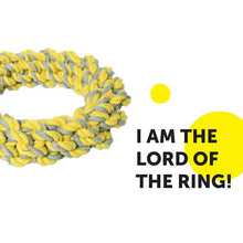 Load image into Gallery viewer, Be One Breed Rope Ring va0