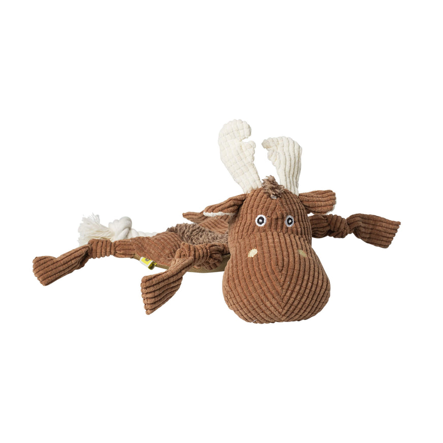 Be One Breed Dog Rope Toy Moose va0