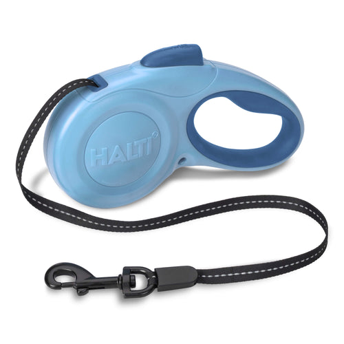Halti Retractable Leash | Blue va0