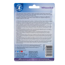 Load image into Gallery viewer, CLIX® Whizzclick Clicker and Whistle Combo Packaging va0