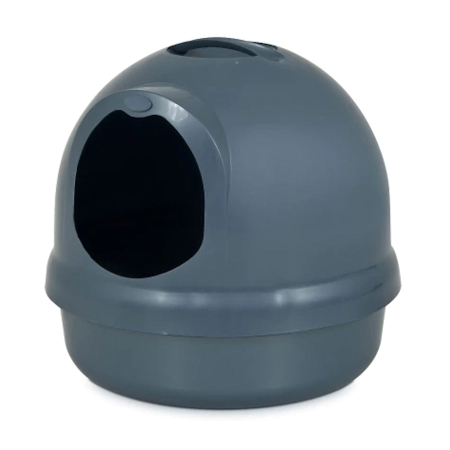 Booda Dome Litter Box - Peacock Blue
