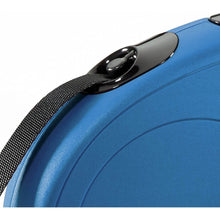 Load image into Gallery viewer, Flexi New Classic Retractable Leash (Tape) Blue