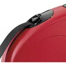 Load image into Gallery viewer, Flexi New Classic Retractable Leash (Tape) Red