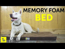 Load and play video in Gallery viewer, Be One Breed Memory Foam Beds Video va0