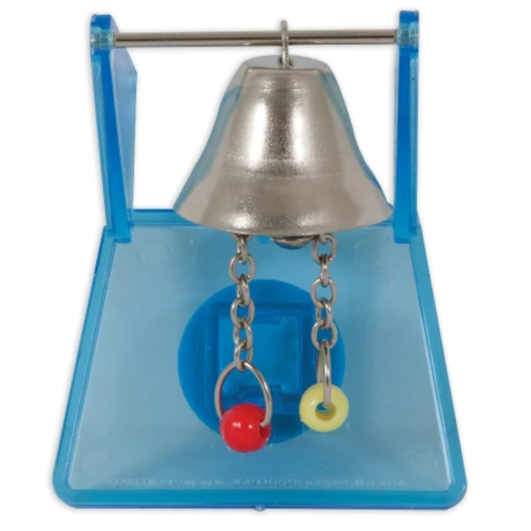JW Bell With Pendulot Bird Toy