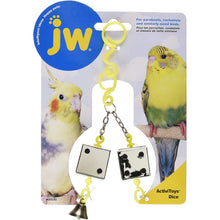 Load image into Gallery viewer, JW Dice Bird Toy