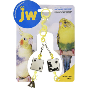 JW Dice Bird Toy