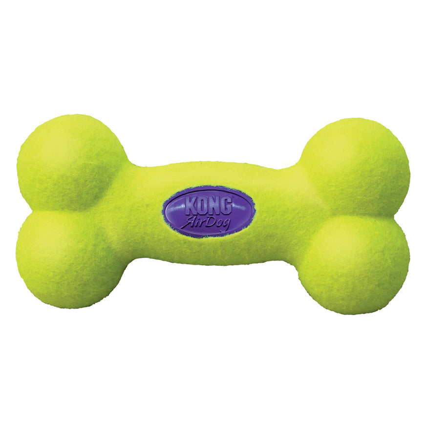Airdog® Squeaker Bone Floating Dog Toy va0