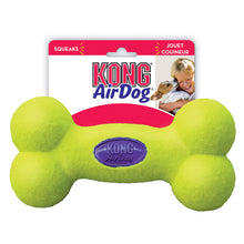 Load image into Gallery viewer, Airdog® Squeaker Bone Floating Dog Toy Packaging va0