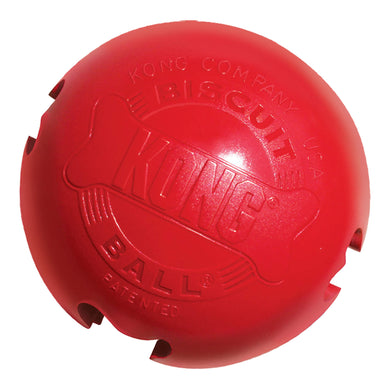 KONG Biscuit Ball Treat Dispensing Toy va0