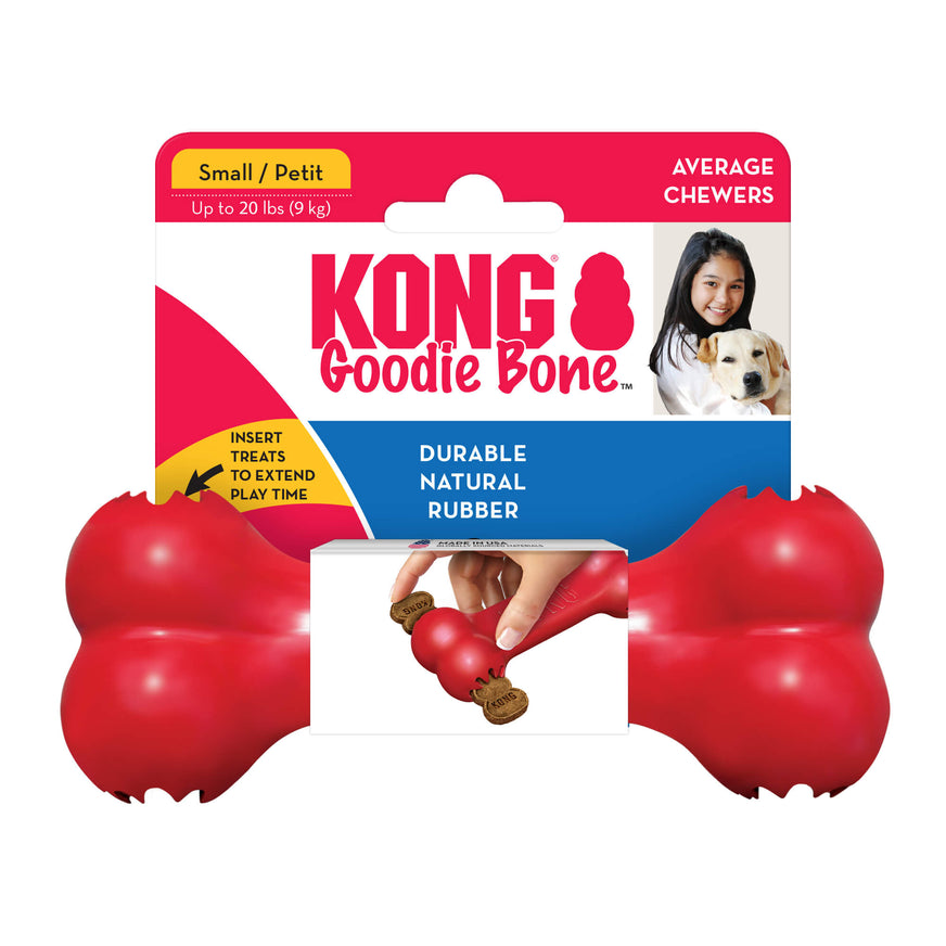 KONG Classic Goodie Bone Packaging Small va1