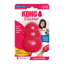 Load image into Gallery viewer, KONG Classic Dog Toy Package Medium va3