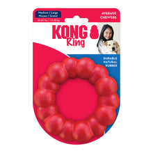 Load image into Gallery viewer, KONG Ring - Natural Rubber Chew Toy Medium/Large va2