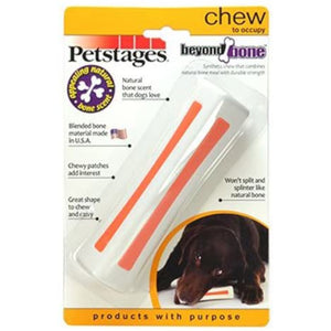Petstages Beyond Bone Synthetic Chew