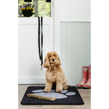 Load image into Gallery viewer, Pet Rebellion Boot Mate Black