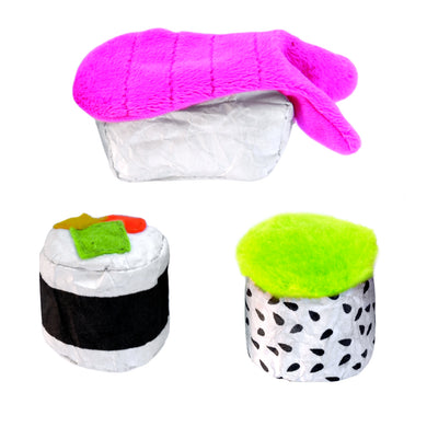 Petstages Sushi Bento Box Catnip Filled Cat Toys