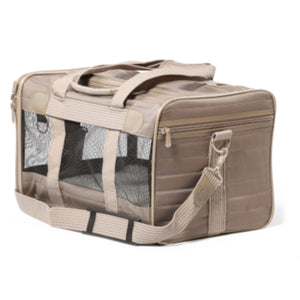 Sherpa Original Deluxe Pet Carrier Grey
