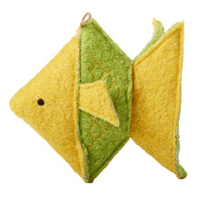 Load image into Gallery viewer, Spunky Pup Origami Plush Toy Fish
