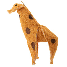Load image into Gallery viewer, Spunky Pup Origami Plush Toy Giraffe